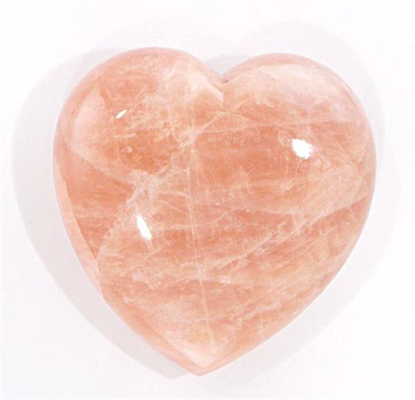 rozenkwarts-hart